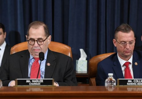 WATCH: House Judiciary Committe votes on articles of impeachment