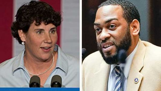 Former candidate Charles Booker endorses Amy McGrath in KY senate race