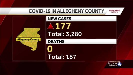 Pittsburgh's spread helps drive up state COVID-19 infections