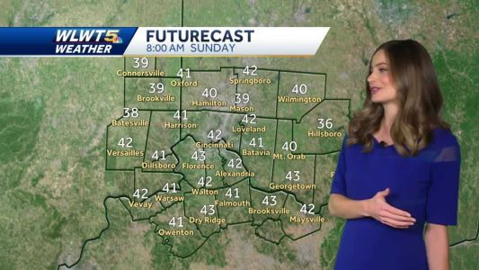 Chilly again overnight; patchy frost possible