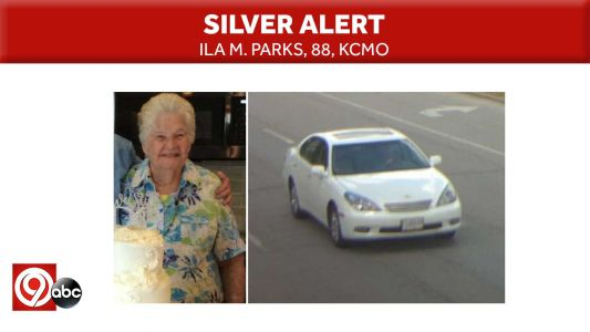 Kansas City police issue Silver Alert for 88-year-old woman