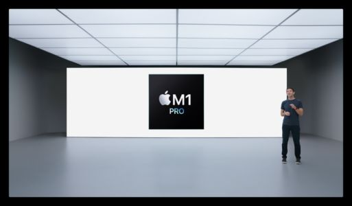 The next generation of Apple silicon is here with M1 Pro and M1 Max