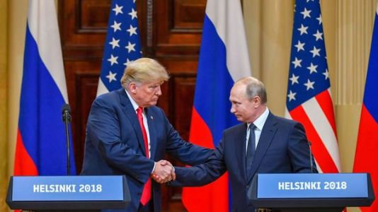 Opinion: The United States And Russia Aren't Allies. But Trump And Putin Are