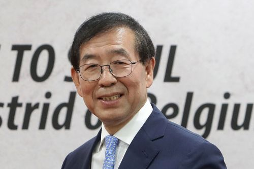 Search underway for missing Seoul mayor who left daughter 'will-like' message