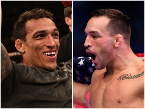 How to watch UFC 262: Charles Oliveira and Michael Chandler fight for UFC's lightweight title this Saturday on ESPN+