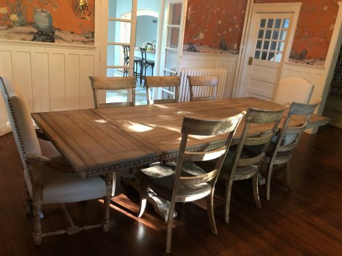 I bought my dining room table from Perigold, the high-end furniture store backed by Wayfair - here's everything you need to know