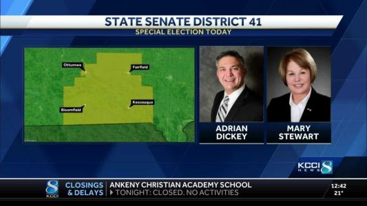 Special Election Tuesday to fill Miller-Meeks' State Senate seat