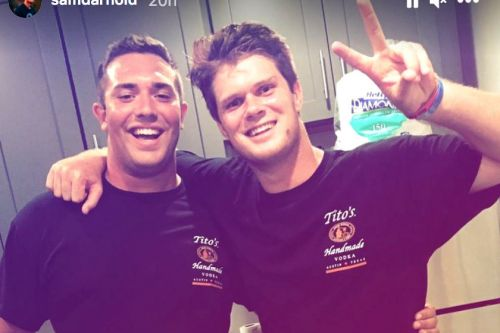 Sam Darnold crushed by death of USC teammate Chris Brown