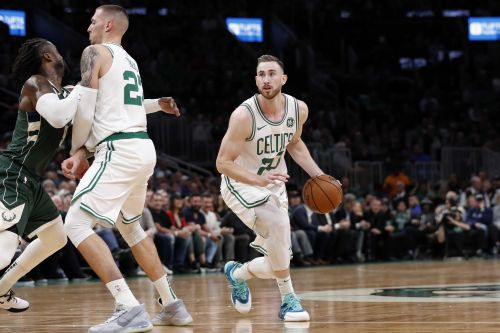 Celtics' Gordon Hayward plans to leave NBA bubble for birth of child