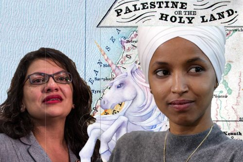 Omar and Tlaib rightly blocked from visiting 'non-existent' country Palestine