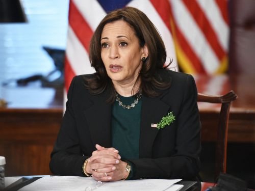 Nurse charged with threatening to kill Kamala Harris after Secret Service intercept menacing videos sent to her jailed husband