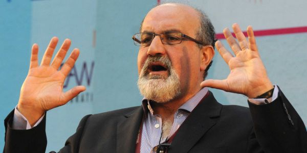 'Black Swan' author Nassim Taleb cheers capitalism, champions entrepreneurs, and recommends adapting to the pandemic in a new interview. Here are the 8 best quotes