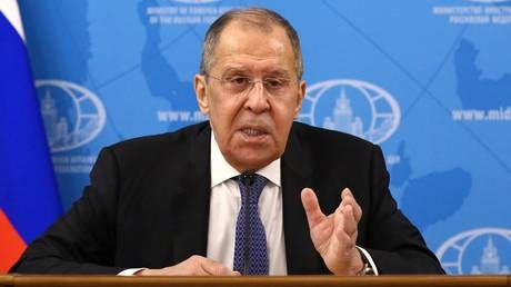 Navalny arrest being used as tool to distract from crises in West - Russian Foreign Minister Lavrov