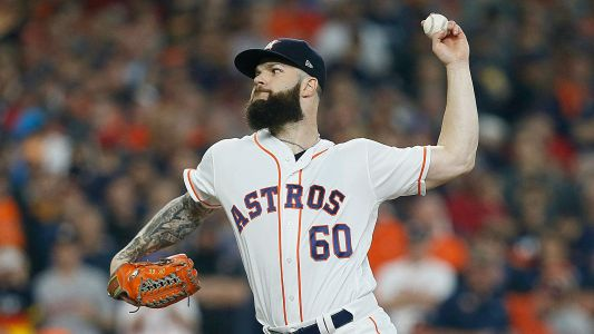 Dallas Keuchel apologizes for Astros sign-stealing scandal, says Mike Fiers broke 'clubhouse rule'