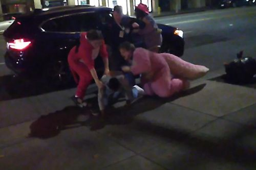 Furries rescue woman being assaulted near California convention