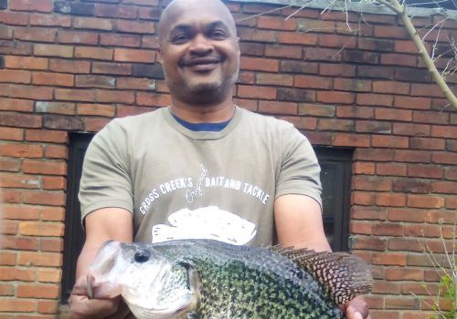 Fishing Report: Warm weather anglers catch trout and warm-water species