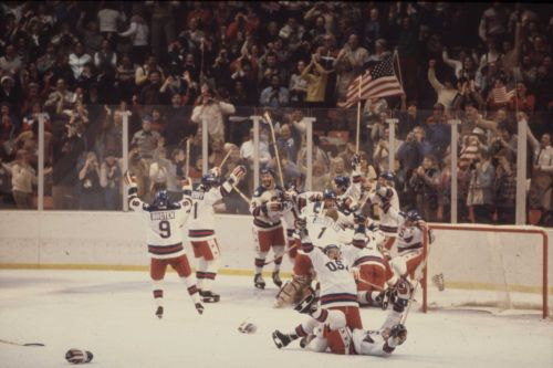 40 years later, the 'Miracle on Ice' hockey team continues to be a point of American pride