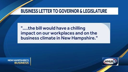 Long List of NH Businesses Oppose HB-544 in NH Legislature