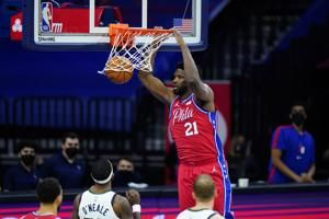 Embiid, Simmons may miss All-Star Game over contact tracing