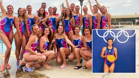 Worth the wait: After 5 years of anticipation, meet the Russia women's water polo team who stormed to epic win over China