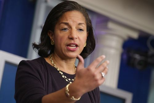 'She is absolutely our No. 1 draft pick': GOP pines for Rice as Biden VP