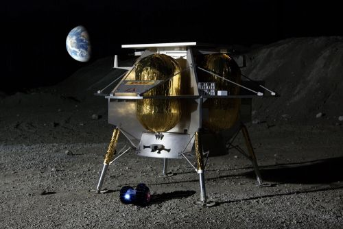 Japan's 1st Moon Rover to Touch Down in 2021