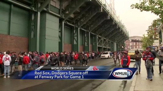 Sox fans ready for Game 1 of World Series
