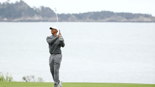 U.S. Open 2019: Tiger Woods closes out day with birdie to finish at even par