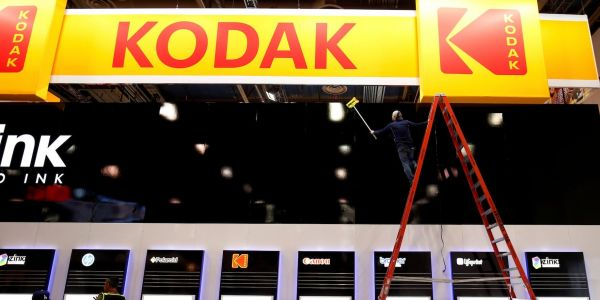 Kodak's $765 Million U.S. Loan Prompts Probe by House Democrats