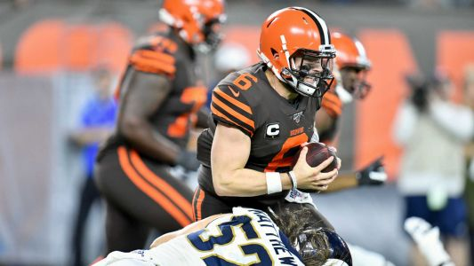 Baker Mayfield on 1-2 Browns: 'Don't hit the panic button'