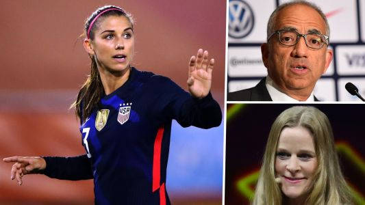 'A new U.S. Soccer'? Progress being made in USWNT dispute but plenty of work left to be done