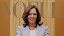 Vogue Will Print Second Kamala Harris Cover After Backlash To 'Disrespectful' Original