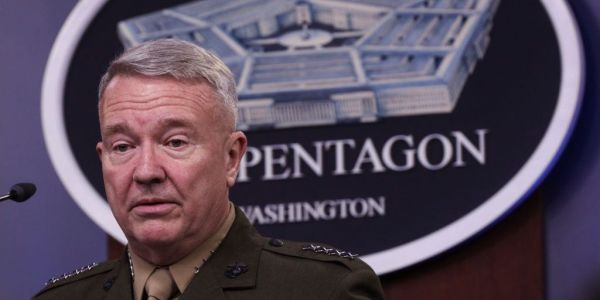 Top US general in the Middle East questions bounty killing reports but warns 'Russians are not our friends'