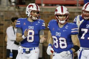 No. 19 SMU visits Houston, looking to improve to 8-0