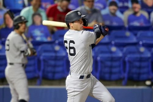 Kyle Higashioka's monster two-homer night lifts Yankees over Blue Jays