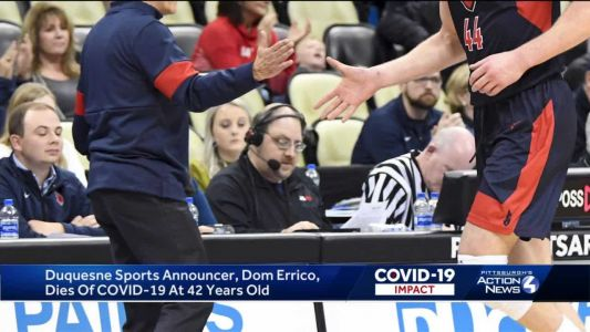 Duquesne PA announcer passes away after battling COVID-19