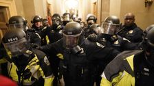 House Passes Bill Awarding Gold Medal To All Officers Who Responded To Capitol Riot