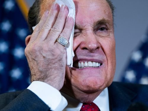 YouTube blocks Rudy Giuliani from earning ad dollars after he repeatedly pushed election misinformation