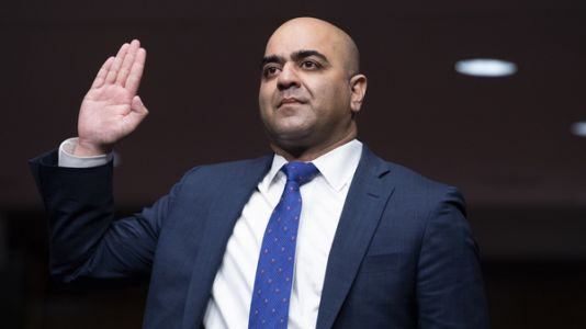 The Senate Has Just Confirmed The First Muslim American Federal Judge In U.S. History