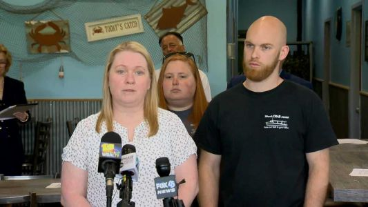 Owners of Vince's Crab House speak on lawsuit against county