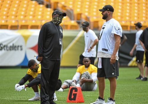 Mike Tomlin is 'extremely comfortable' with Ben Roethlisberger's progress