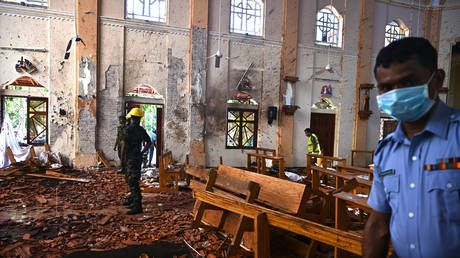 Terrorists needed 'at least 7-8 years' to plan Easter Sunday bombings in Sri Lanka