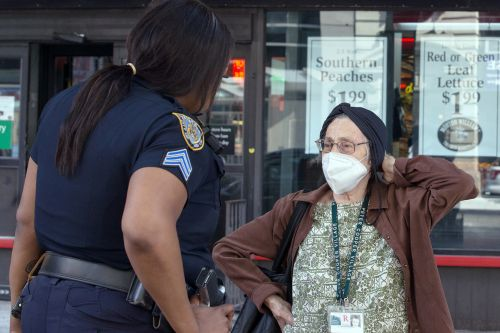NYC punch victim, 87: 'You can't even go to the supermarket these days'