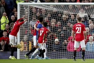 Greenwood rescues Man United to seal 1-1 draw with Everton