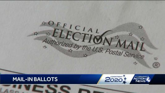 9 discarded ballots weren't fraud, Pa. election chief says