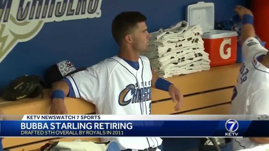 Royals outfielder announces retirement from MLB