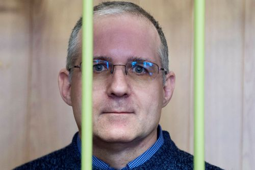 Moscow court extends detention of ex-Marine held for spying
