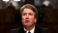 The Man Who Smeared Anita Hill Previews What Christine Blasey Ford Will Face in Senate