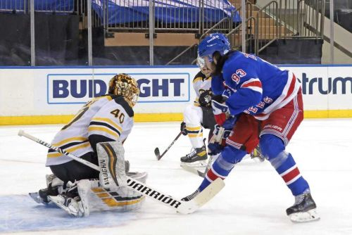 New York nightmare; Rangers hand Bruins second straight blowout loss