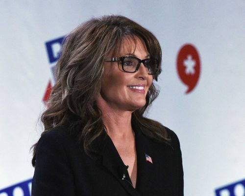 Sarah Palin, a former VP candidate, offers advice and congratulations to Kamala Harris